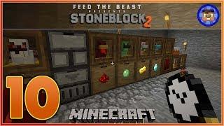 StoneBlock 2 Modpack Ep 10 - Awakened Draconium Chicken  - Modded Minecraft