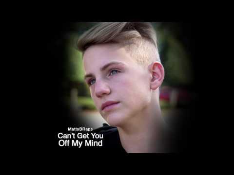 download lagu Mattybraps - Can`t Get You Off My Mind gratis