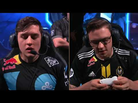 [S-VOD Review] Cloud9 vs Vitality Worlds