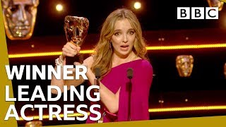 Jodie Comer wins Leading Actress BAFTA | The British Academy Television Awards 2019 - BBC