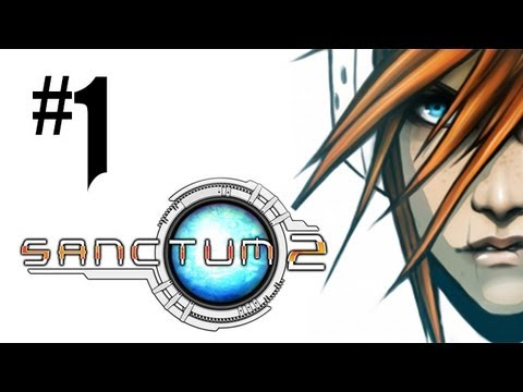 Sanctum 2 Gameplay - GORGEOUS NEW INDIE!! (Sanctum 2  Part 1 - Co-Op Multiplayer)