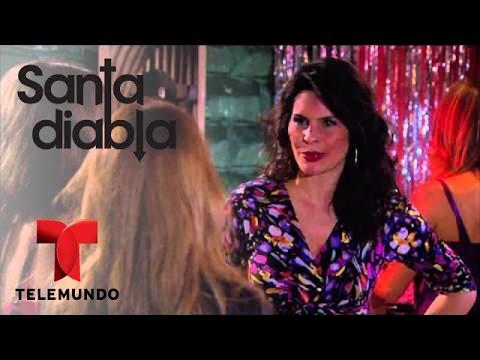 VIDEO: Santa Diabla / Capítulo 41 (1/5) / Telemundo - México