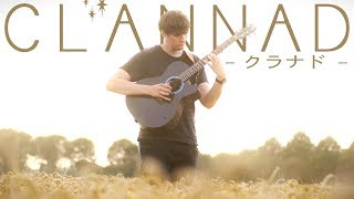 Clannad OST - Roaring Tides - Fingerstyle Guitar Cover ????
