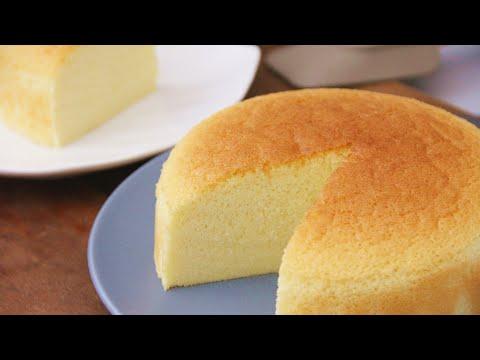 Basic Sponge Cake 基础海绵蛋糕