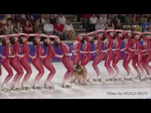 Sense opcions - CPA Olot Campionat del Món de Patinatge 2018