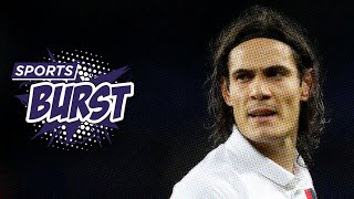 Sports Burst - Cavani Ruled out of Monaco vs. PSG
