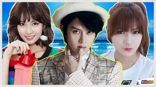 SUPER JUNIOR HEECHUL AND GIRL [kpop couple]