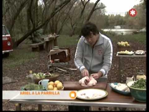 Ariel a la parrilla como deshuesar un pollo for Cocina 9 ariel rodriguez palacios pollo relleno