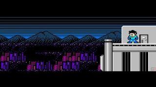 Mega Man 2 Retro Chill Out PS4  ( Darkside Stream )