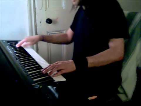 Tum Itna Jo Muskura Rahe Ho Instrumental On KeyBoard