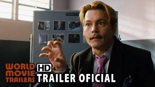Mortdecai - A Arte da Trapaça Trailer Oficial Legendado (2015) - Johnny Depp HD