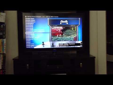 Best retro console emulator on original xbox coinops 5 review how to make do everything - Retro game emulator console ...