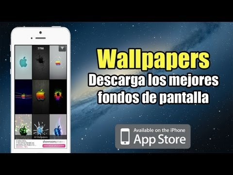 Wallpapers HD [App Store]   Descarga los mejores Wallpapers para tu iPhone y iPod Touch