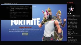 xDeanRad_ : Fortnite Live Stream : Solo