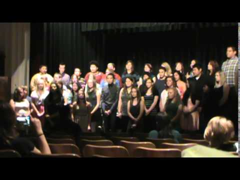 Carnegie High School Spring Choir Concert May 2, 2014