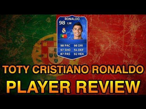 Ronaldo Player Stats Ronaldo 98 Player Review