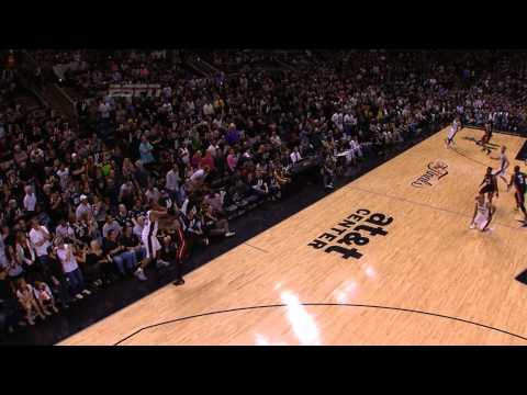 Tony Parker Propels the Spurs in Game 5