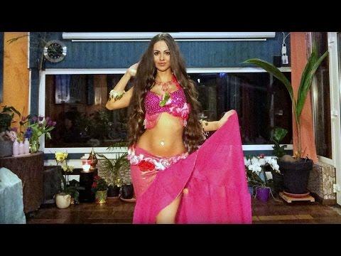 Ramy Sabry - Agmal Layali أجمل ليالى - رامى صبرى Isabella Belly Dance ♥ HD