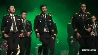 160928 최강창민 서울경찰홍보단 힐링콘서트 Dance Medley