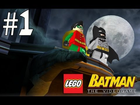 LEGO BATMAN: Part 1 You can Bank on Batman!