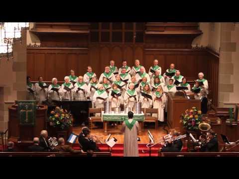 Central Presbyterian Choir November 23 2014