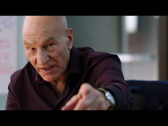 Blunt Talk: First Live Action Teaser