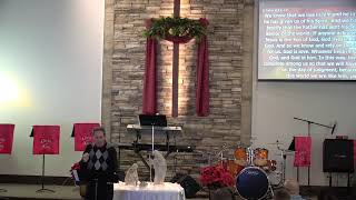 The Five Candles of Advent Part II - 12/09/18