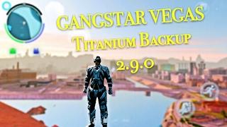 Gangstar Vegas 2.9.0 hack