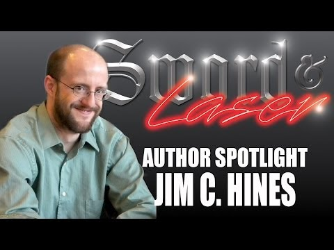 S&L Author Spotlight - Jim C. Hines