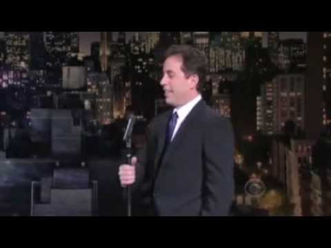 Jerry Seinfeld: NEW Stand Up Comedy 2004-2013 compilation