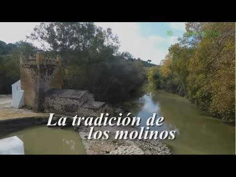 Alcalá de Guadaíra, la tradición de los molinos. Sevillla
