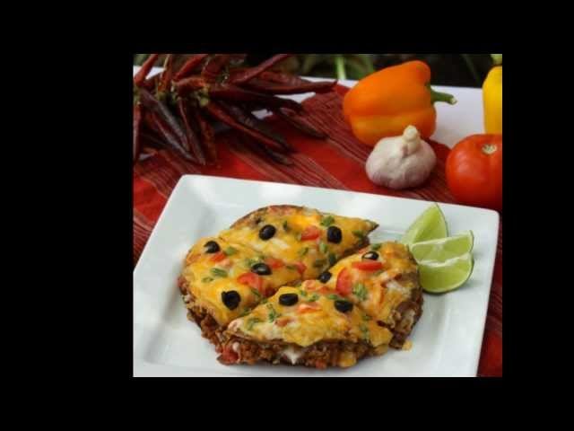 sddefault Mexican Pizza   By Bhavana
