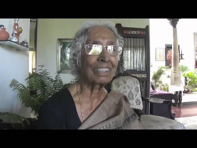 Bangalore in 1930s - Leela Chander