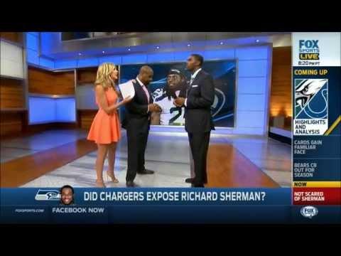 Charissa Thompson and Julie Stewart-Binks (Fox Sports 1) thumbnail