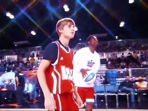 Justin Bieber Fumbles at 2011 NBA Celebrity All-Star Game (FIRST BLOOPER REEL - EXCLUSIVE!) Music Videos