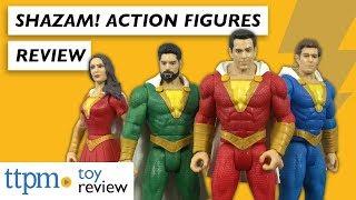 Shazam! Power Slingers Action Figures from Mattel