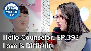 Marriage is tough. Does everyone live like this? [Hello Counselor/ENG,THA/2018.12.24]