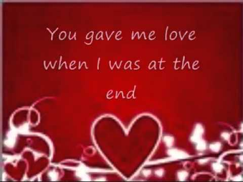 You Needed Me Boyzone lyrics   YouTube