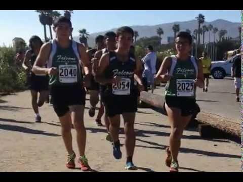 Palmdale High School Cross Country 2013