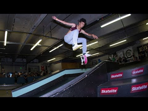 "Skate Like A Girl's ""WOF 9"" Video"