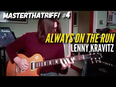 MasterThatRiff 4! - Lenny Kravitz