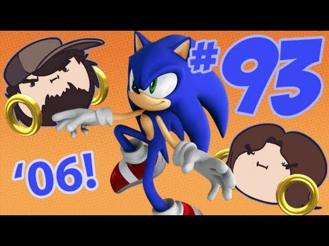 Sonic '06: Rolling Around - PART 93 - Game Grumps
