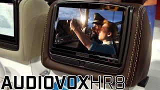 Audiovox HR8 OEM Factory Matching Headrest - 2016 Model