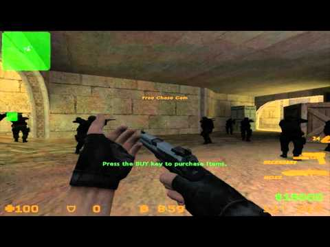 Como poner a tu Counter Strike 1.6 buenos Graficos en HD Mas Traductor