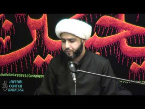 8th Muharram 2015/1437 Sheikh Abbas Panju English Majlis