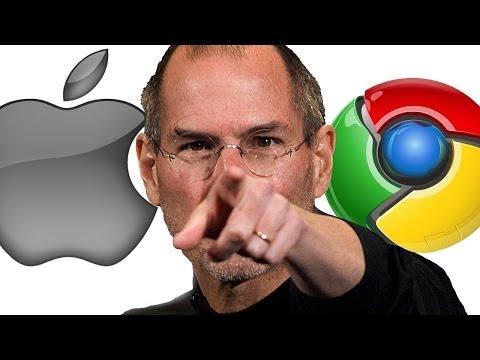 Steve Jobs & Google's Secret Non-Compete Pact