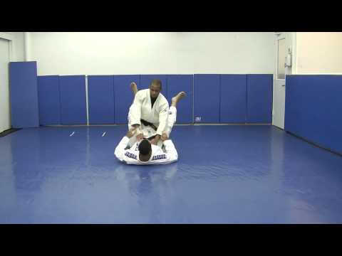 BJJ in Brooklyn-Sweep from Spider Guard Image 1