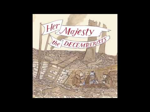 The Gymnast High above The Ground - The Decemberists