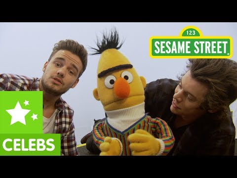 Sesame Street: One Direction and Bert Sing the Alphabet