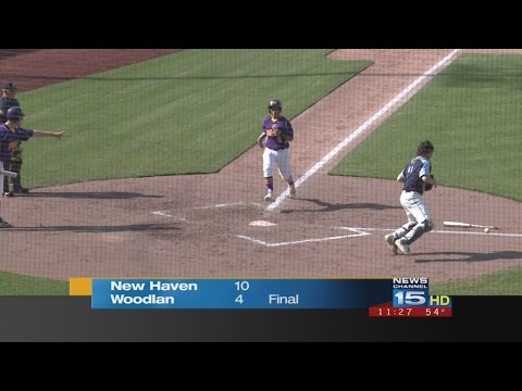 New Haven, Concordia win at Parkview Field in high school baseball on 4/19/16